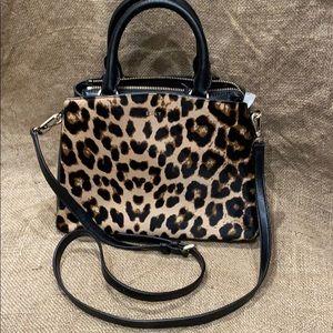 Black Cheetah Print DKNY Shoulder bag BRAND NEW
